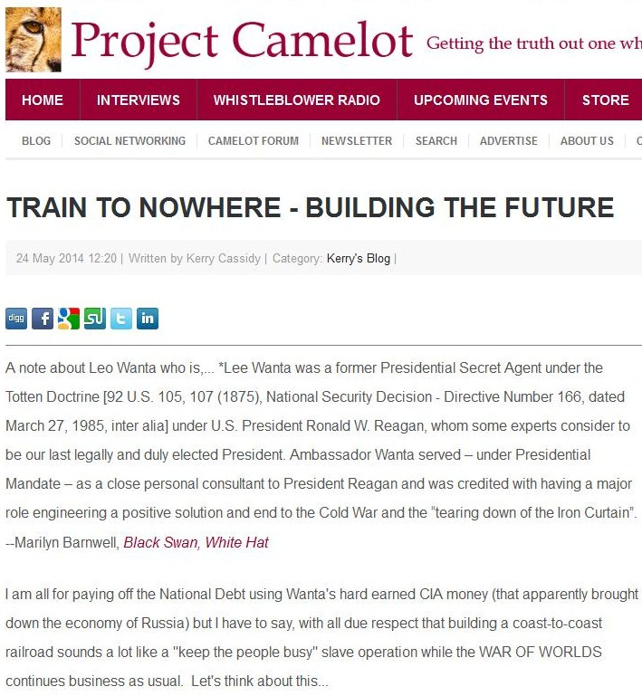 What is Jordan Maxwell's Rose in The New World Order Rollout? Camelotwanta1